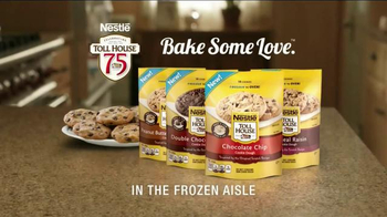 Nestle Toll House Frozen Cookie Dough TV Spot, 'Bake Up Some Love' - Thumbnail 10