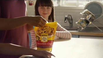 Nestle Toll House Frozen Cookie Dough TV Spot, 'Bake Up Some Love' - Thumbnail 4