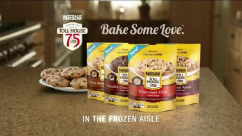 Nestle Toll House Frozen Cookie Dough TV Spot, 'Bake Up Some Love' - Thumbnail 9
