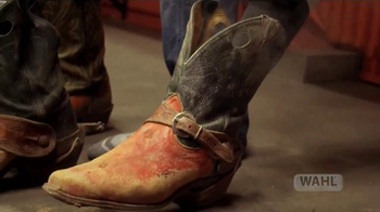 Wahl Trimmers TV Spot, 'Real Guys, Real Grooming: Cowboy Edition' - Thumbnail 4