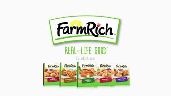 Farm Rich TV Spot, 'Real Good Life - Laundry' - Thumbnail 10