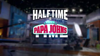 Papa John's TV Spot, 'Fox Sports 1' Featuring Troy Aikman - Thumbnail 5