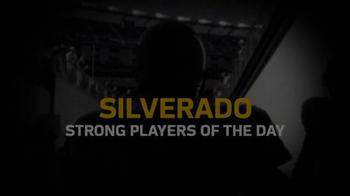 2015 Chevrolet Silverado TV Spot, 'Strong Players of the Day' - Thumbnail 2
