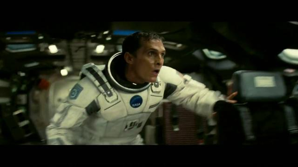 Interstellar TV Movie Trailer
