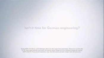 Volkswagen Jetta TV Spot, 'There Comes a Time' - Thumbnail 10