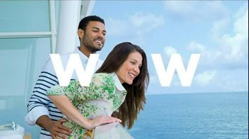 Royal Caribbean Cruise Lines 5 Day Wow Sale TV Spot, 'Destination Wow' - 67 commercial airings