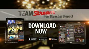Bleacher Report Team Stream TV Spot, 'What Everyone's Talking About' - Thumbnail 10