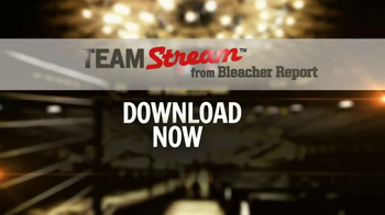Bleacher Report Team Stream TV Spot, 'What Everyone's Talking About' - Thumbnail 9