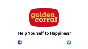 Golden Corral $7.99 Endless Lunch TV Spot - Thumbnail 10