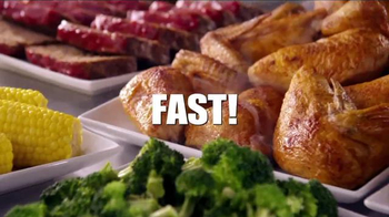 Golden Corral $7.99 Endless Lunch TV Spot - Thumbnail 4