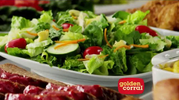 Golden Corral $7.99 Endless Lunch TV Spot - Thumbnail 7