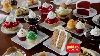 Golden Corral $7.99 Endless Lunch TV Spot - Thumbnail 8