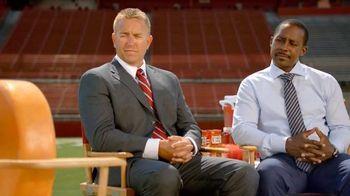 Cheez-It TV Spot, 'Heisman Pose: This Leg' - 62 commercial airings