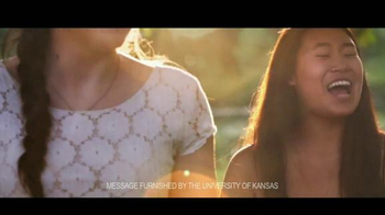 University of Kansas TV Spot, 'Shaping Those Who Shape the World' - Thumbnail 2