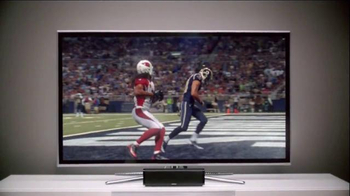 Bose CineMate 15 TV Spot, 'The Feel of an NFL Stadium' Feat. Russell Wilson - Thumbnail 7