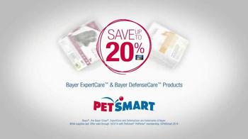 PetSmart TV Spot, 'Expert Care Tapeworm Dewormer' - Thumbnail 9