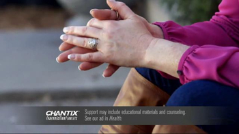 Chantix TV Spot, 'Angela Quit' - Thumbnail 3