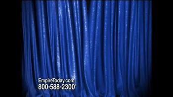 Empire Today 50/50/50 Sale TV Spot, 'Biggest Sale' - Thumbnail 1