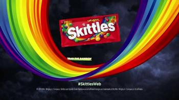 Skittles TV Spot, 'Web' - Thumbnail 10