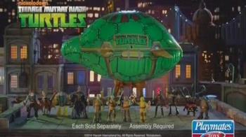 Teenage Mutant Ninja Turtles Blimp TV Spot, 'Trouble Below' - Thumbnail 10