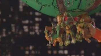 Teenage Mutant Ninja Turtles Blimp TV Spot, 'Trouble Below' - Thumbnail 3