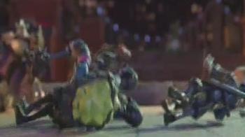 Teenage Mutant Ninja Turtles Blimp TV Spot, 'Trouble Below' - Thumbnail 7