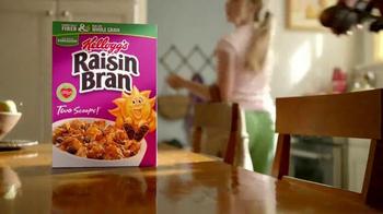 Kellogg's Raisin Bran TV Spot, 'Dave' Song by K.C. and the Sunshine Band - Thumbnail 10