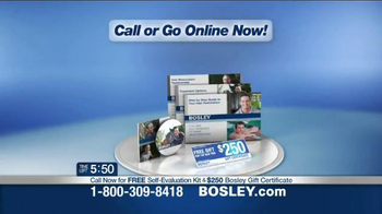 Bosley TV Spot, 'Mess Your Hair Up' - Thumbnail 10