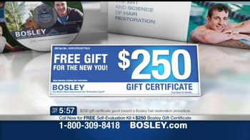 Bosley TV Spot, 'Mess Your Hair Up' - Thumbnail 8