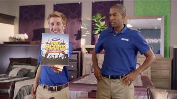 Aaron's Big Score Savings Event TV Spot, 'Prize Wheel' - Thumbnail 5