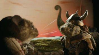 Tomcat TV Spot, 'Vikings' - 2076 commercial airings