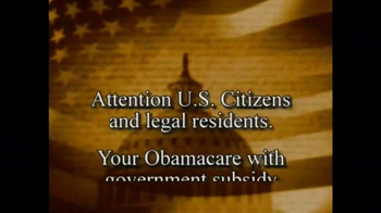 Uninsured Helpline TV Spot, 'Your Obamacare is Now Available' - Thumbnail 1