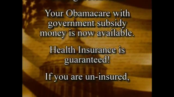 Uninsured Helpline TV Spot, 'Your Obamacare is Now Available' - Thumbnail 2