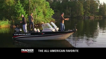 Bass Pro Shops TV Spot, 'Tracker Boat Warranty'