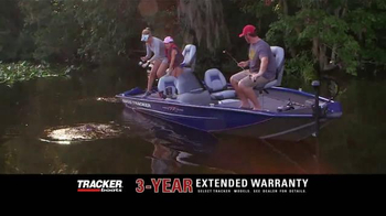 Bass Pro Shops TV Spot, 'Tracker Boat Warranty' - Thumbnail 8