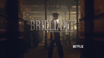 Netflix TV Spot, 'Peaky Blinders' - 77 commercial airings
