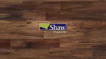 Shaw Flooring TV Spot, 'Floor Now Pay Later' - Thumbnail 1