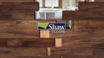 Shaw Flooring TV Spot, 'Floor Now Pay Later' - Thumbnail 2
