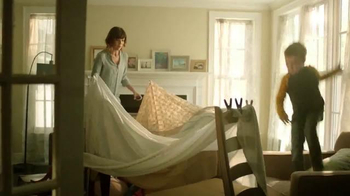 Campbell's Slow Cooker Sauces TV Spot, 'Blanket Tent' - Thumbnail 1