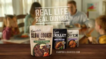 Campbell's Slow Cooker Sauces TV Spot, 'Blanket Tent' - Thumbnail 10