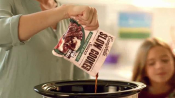 Campbell's Slow Cooker Sauces TV Spot, 'Blanket Tent' - Thumbnail 7