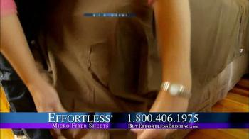 Effortless Sheets TV Spot - Thumbnail 3