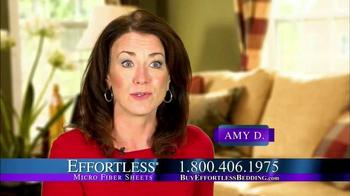 Effortless Sheets TV Spot - Thumbnail 5