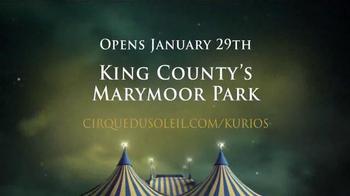 Cirque du Soleil Kurios Cabinet of Curiosities TV Spot - Thumbnail 10
