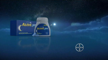 Aleve PM TV Spot, 'The Night is Anything but Good' - Thumbnail 10