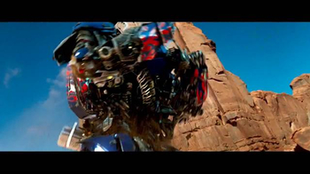 Transformers: Age of Extinction Blu-ray, DVD & Digital HD TV Spot - Thumbnail 1
