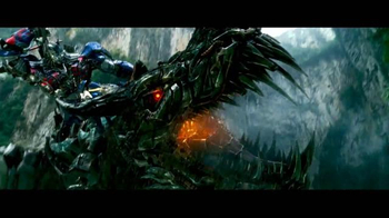 Transformers: Age of Extinction Blu-ray, DVD & Digital HD TV Spot - Thumbnail 3