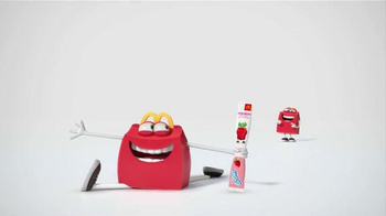McDonald's Happy Meal TV Spot, 'Monster High: Dance' - Thumbnail 4