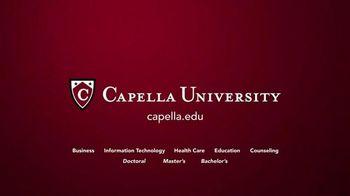 Capella University TV Spot, 'Point A to Point B' - Thumbnail 10