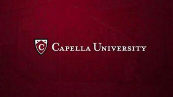 Capella University TV Spot, 'Point A to Point B' - Thumbnail 9